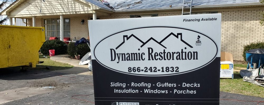 Roofers Lexington KY - Roofing Company Lexington - Roof Installation Kentucky - Dynamic Restoraction LLC (22)